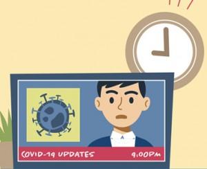Эрүүл мэндийн яамнаас өдөр бүр 11:00 цагаас лайв хийж цаг үеийн мэдээллийг хүргэж байна.